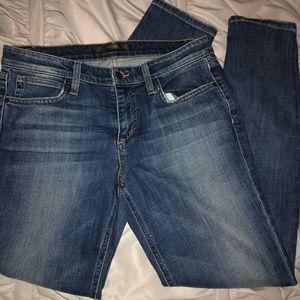 Joes skinny light wash jeans